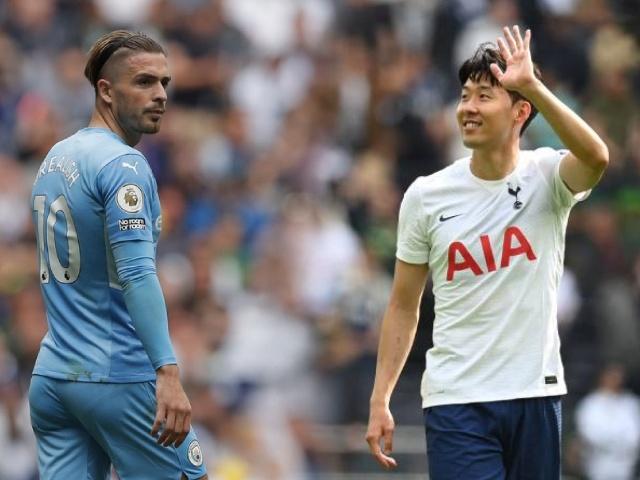 Man City ôm hận vì dàn SAO hơn 500 triệu bảng, Son Heung Min giúp Tottenham quên Harry Kane (Clip 1 phút Bóng đá 24H)