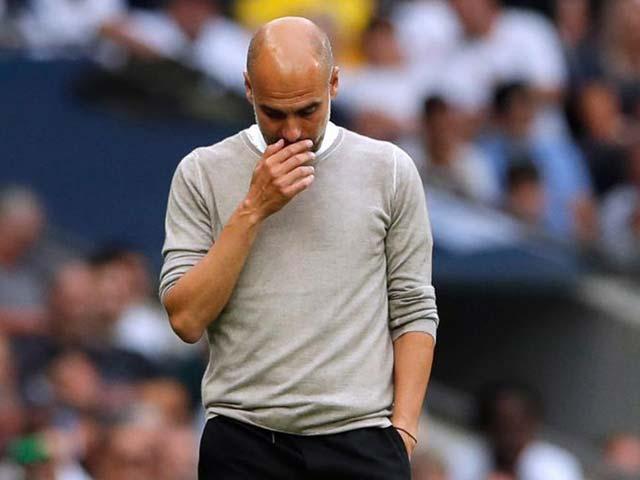 Man City tung đội hình đắt nhất lịch sử vẫn thua, Guardiola lo sợ điều này