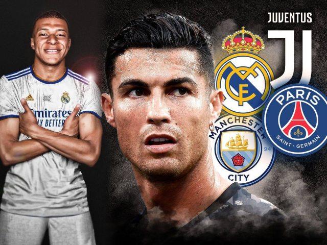 Ronaldo tiếp bước Messi náo động châu Âu, lí do Mbappe quyết bỏ PSG tới Real (Clip 1 phút bóng đá 24H)