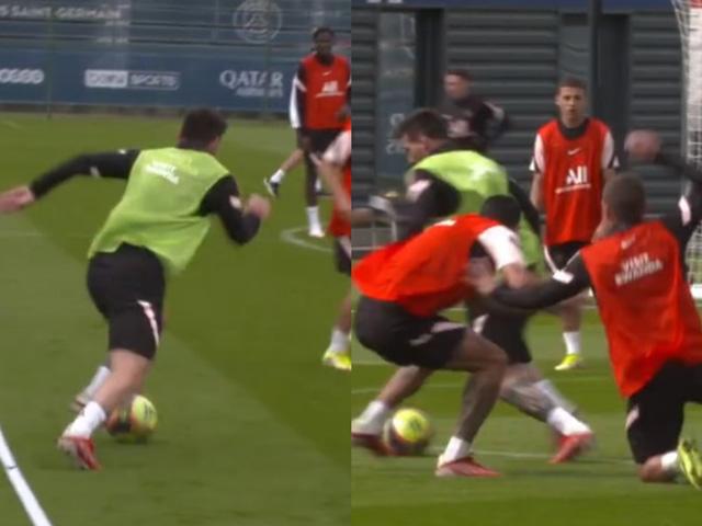 Messi lập cú đúp clip 5 triệu lượt xem, dễ lỡ trận ra mắt PSG cuối tuần này