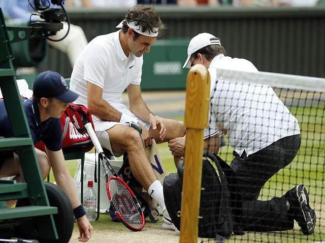"""Federer nghỉ hết năm 2021, nhà cái tăng tỷ lệ """"Tàu tốc hành"""" giải nghệ"""