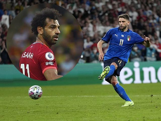 """Salah chần chừ gia hạn, Liverpool hỏi mua nhà vô địch EURO để """"dằn mặt"""""""