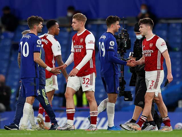 """Nhận định bóng đá Arsenal – Chelsea: Lukaku ra mắt, """"Pháo thủ"""" âu lo đấu derby London"""