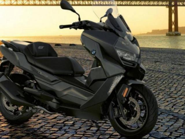 Ra mắt bộ đôi xe tay ga du lịch BMW Motorrad C400X và C400GT 2021
