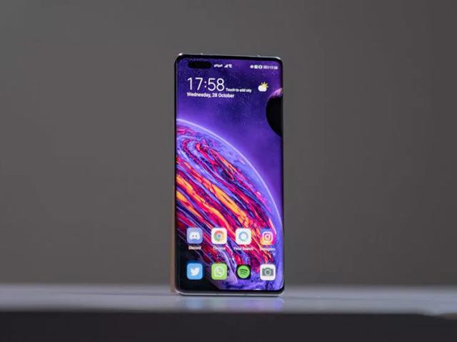 Huawei lại sắp nâng thiết kế smartphone lên tầm cao mới