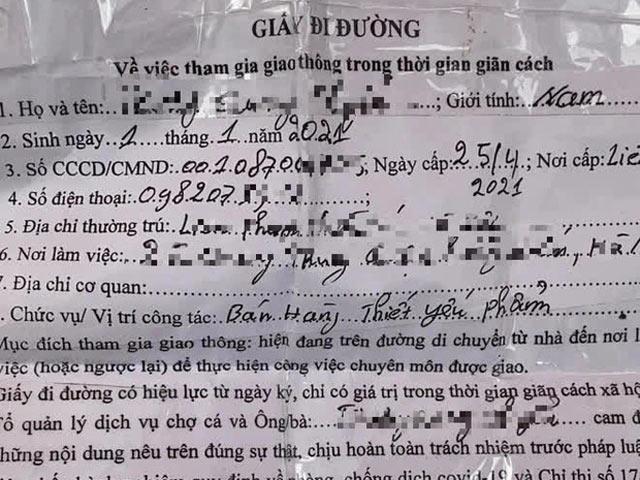 """Hà Nội: Người bán cá mới """"8 tháng tuổi"""" bị xử phạt"""