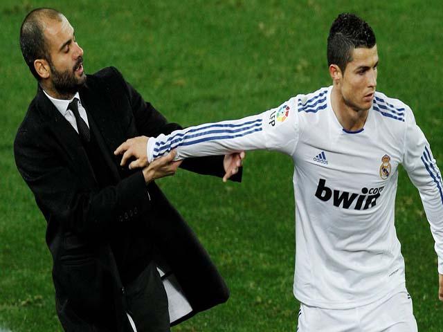 """Nghi án Pep Guardiola """"cấm cửa"""" Ronaldo đến Man City, MU hưởng lợi cuỗm CR7"""