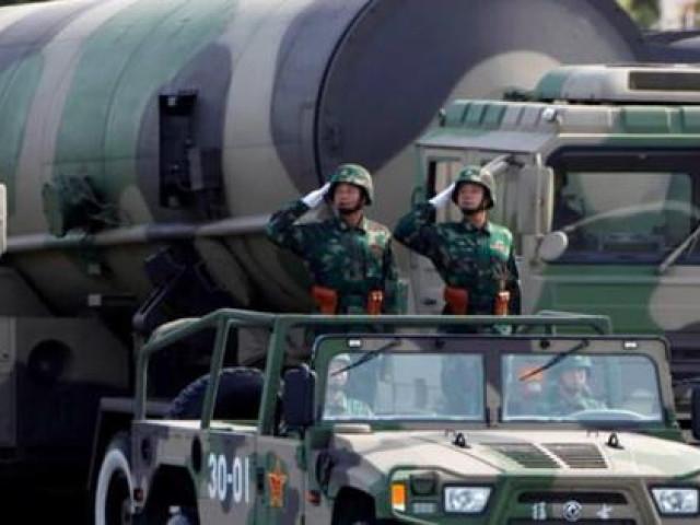 Tướng Mỹ nói Trung Quốc sẽ sớm vượt Nga về sức mạnh hạt nhân