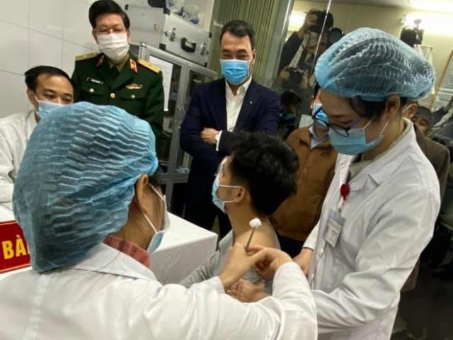 Hội đồng Đạo đức Quốc gia: Chưa thể đánh giá trực tiếp hiệu lực bảo vệ của vắc-xin Nanocovax