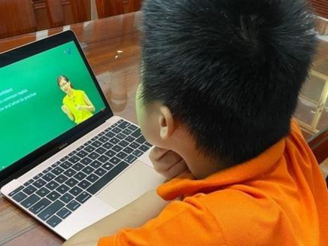 Những sai lầm thường thấy của cha mẹ khiến việc học online của con kém hiệu quả