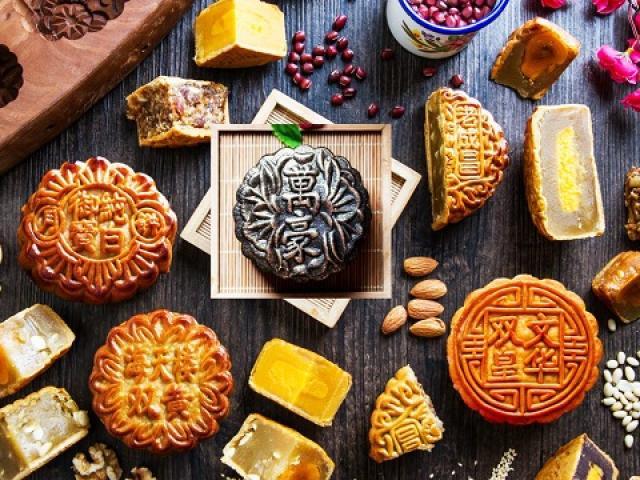 Những loại bánh Trung Thu mang hương vị kỳ dị chỉ có ở Trung Quốc