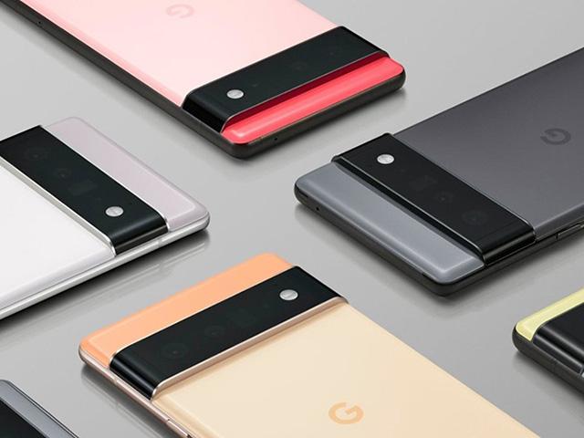 Google muốn phá bĩnh iPhone 13 bằng Pixel 6?