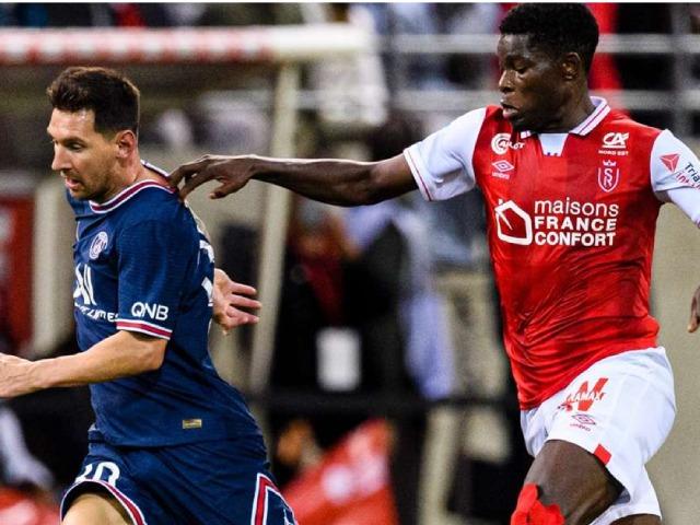 """Messi """"gây sốt"""" trận ra mắt PSG, sao Reims bất ngờ bị từ chối đặc ân"""