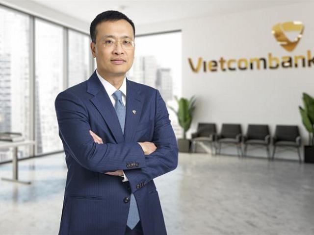 Thân thế Thạc sĩ 48 tuổi làm Chủ tịch ngân hàng Vietcombank