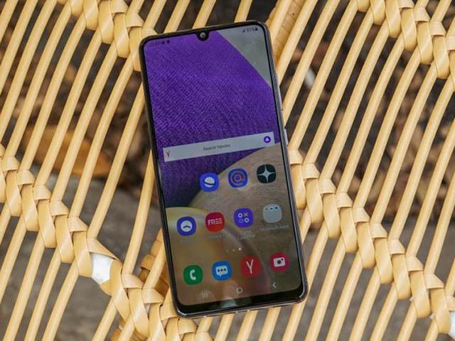 Điện thoại 5G rẻ nhất của Samsung lộ diện