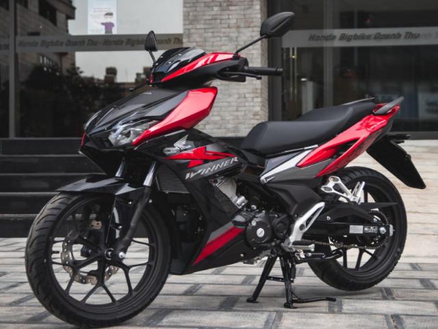 Bảng giá Honda Winner X tháng 9/2021, giảm sốc còn 30 triệu đồng