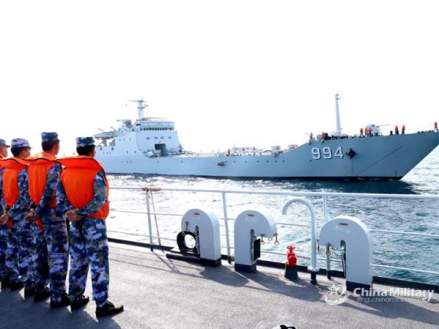 Trung Quốc lại muốn 'làm luật' ở Biển Đông, Mỹ và các nước sẽ phản ứng sao?