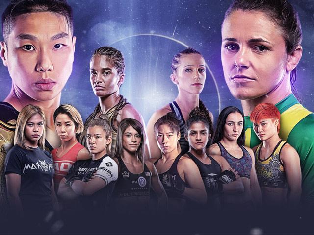 """Chấn động lịch sử MMA châu Á, 16 """"đả nữ"""" lừng danh cùng đại chiến"""
