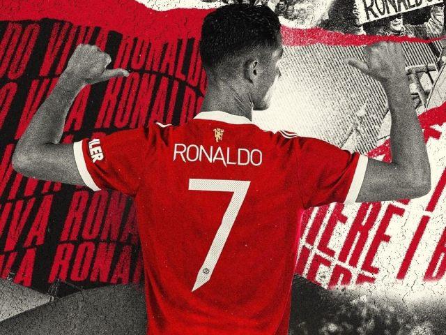Nóng: MU xác nhận Ronaldo mặc lại áo số 7 huyền thoại, triệu fan vỡ òa
