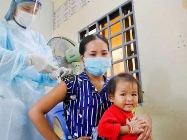 Campuchia: Thủ đô Phnom Penh gần đạt miễn dịch cộng đồng