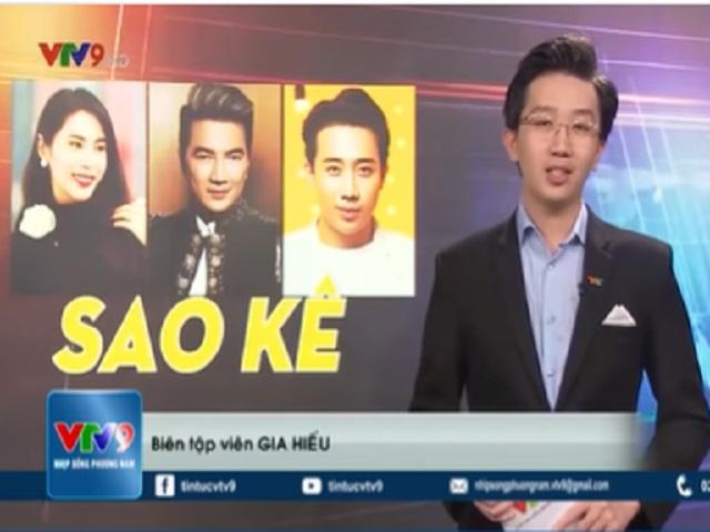"""VTV9 bất ngờ gọi tên Mr Đàm, Trấn Thành, Thủy Tiên cùng từ khóa đang """"gây bão mạng"""""""