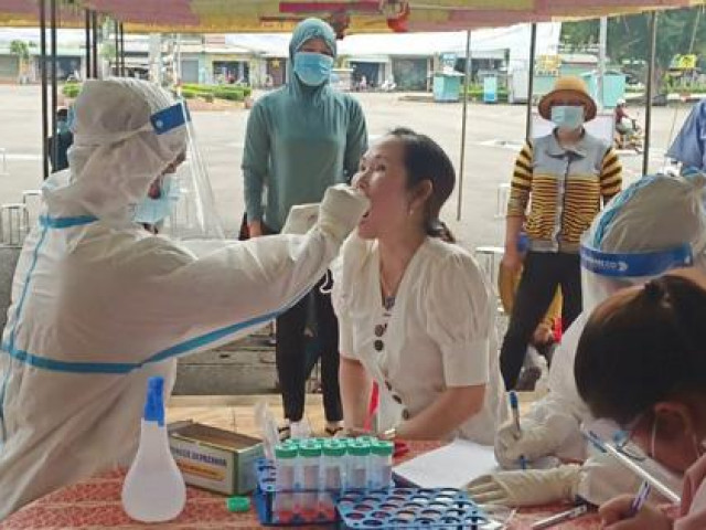 Tài xế dương tính, nhiều cán bộ, nhân viên CDC Bà Rịa- Vũng Tàu phải cách ly