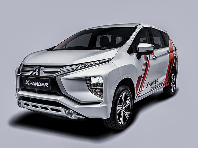 Mitsubishi Xpander có thêm bản đặc biệt tại Việt Nam, giá bán 630 triệu đồng