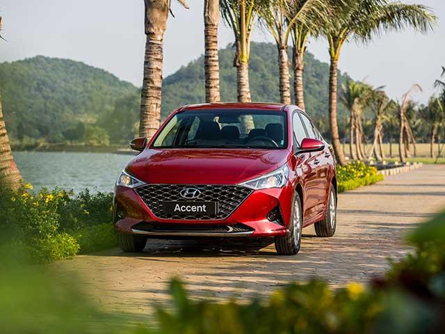 Giá xe Hyundai Accent lăn bánh tháng 9/2021
