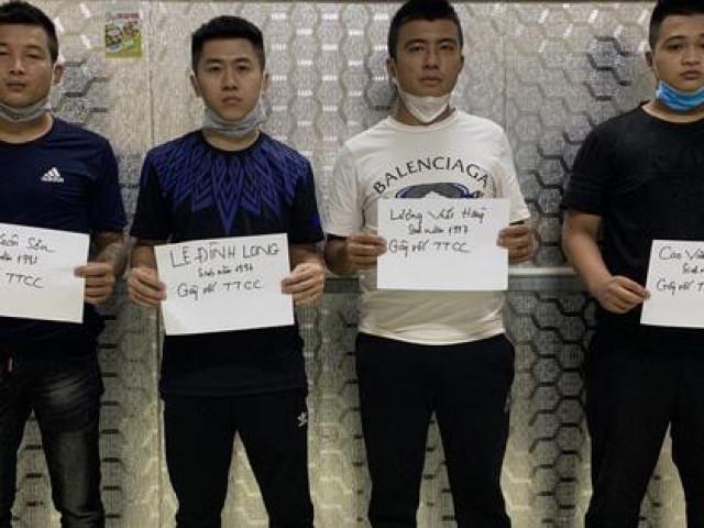 """Nhân viên tiếp thị sơn bị 5 kẻ """"bảo kê"""" vác mã tấu truy sát trên quốc lộ"""