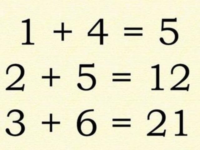 Câu đố tìm số bí ẩn siêu dễ nhưng vẫn có không ít người trả lời sai