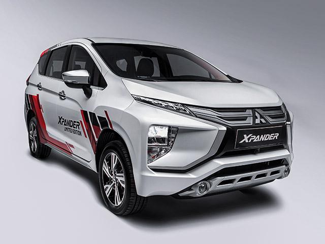 Kích cầu mua sắm, Mitsubishi gia hạn thêm gói ưu đãi 50% phí trước bạ