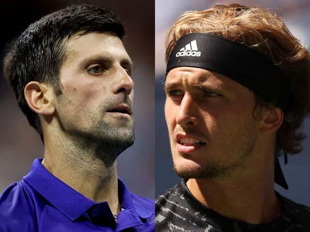 """Trực tiếp US Open ngày 10: Djokovic dễ bị phục hận, Zverev đấu """"máy giao bóng"""""""
