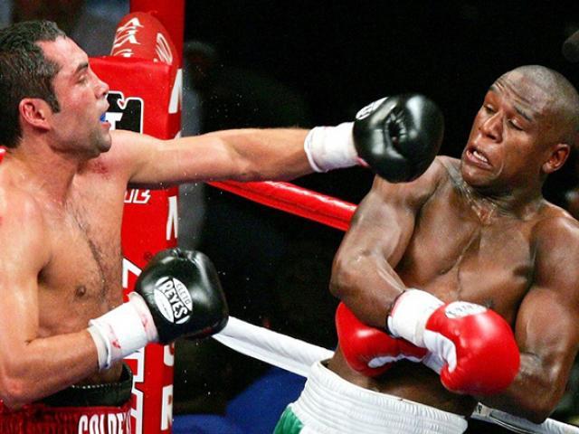 """Xuất hiện cao thủ """"vô danh"""" trên tài hai siêu sao Mayweather, Mike Tyson"""