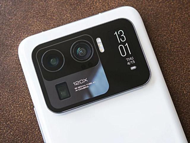 Xiaomi 12 Ultra sẽ trang bị camera siêu khủng từ Samsung