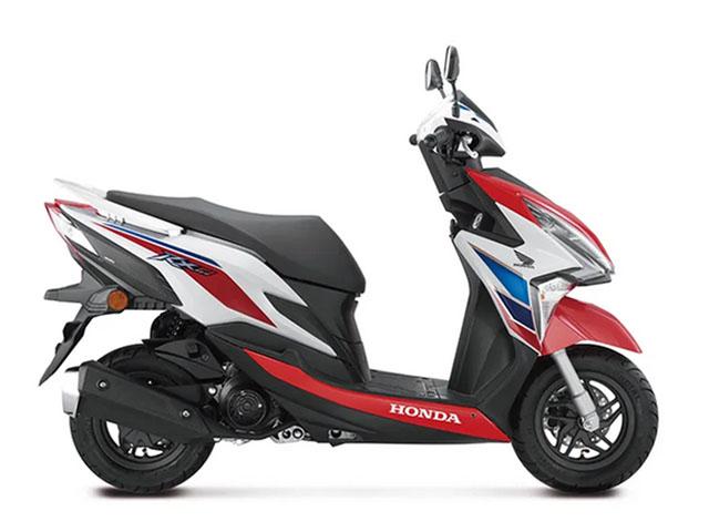 Đây là chiếc tay ga khá thú vị từ mà Honda vừa đưa tới thị trường