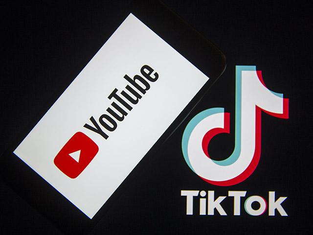 """Người Mỹ trung bình """"đốt thời gian"""" cho TikTok của Trung Quốc nhiều hơn cả YouTube"""