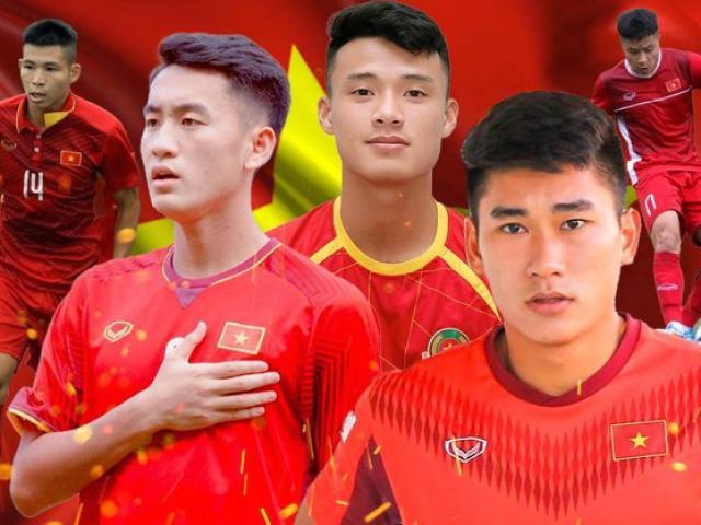 5 cầu thủ vừa được triệu tập lên ĐT Quốc gia Việt Nam: Toàn gương mặt hotboy Gen Z!
