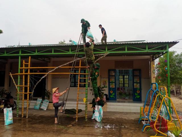 Nhiều tỉnh miền Trung cấm biển, khẩn trương ứng phó bão số 5 Côn Sơn
