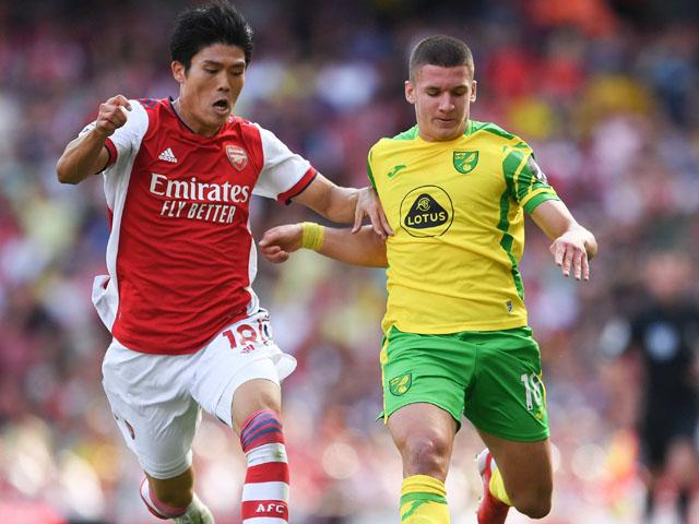 Video bóng đá Arsenal - Norwich: Tấn công dồn dập, thắng lợi đầu tay (Vòng 4 Ngoại hạng Anh)