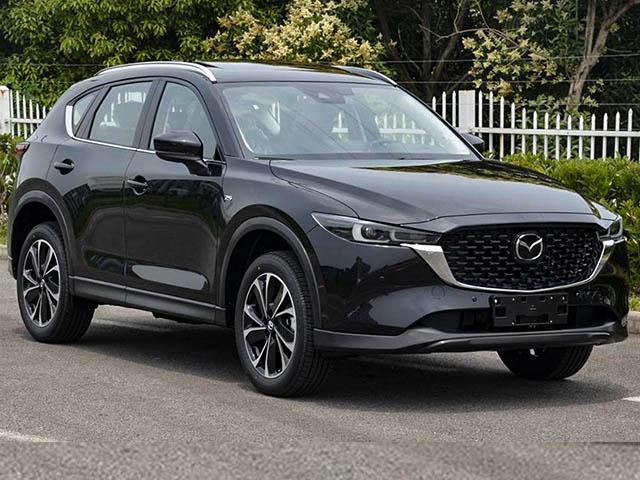 Mazda CX-5 bản nâng cấp có những gì thay đổi?