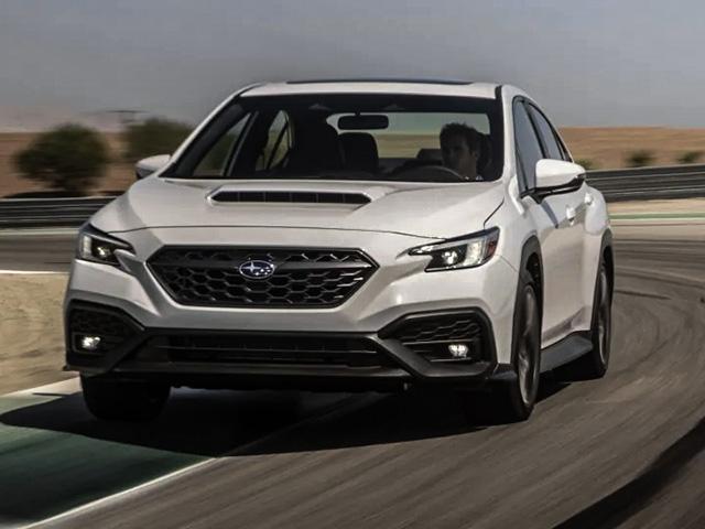 Subaru WRX thế hệ mới trình làng, động cơ mới thiết kế hấp dẫn