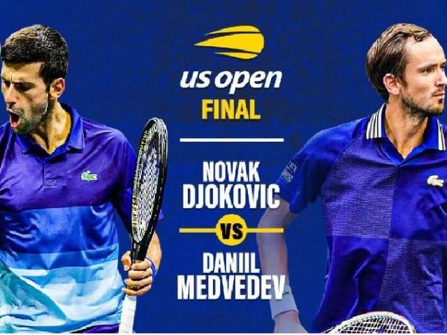 Trực tiếp tennis Djokovic - Medvedev: Kỳ tích Grand Slam chỉ cách 1 trận (Chung kết US Open)