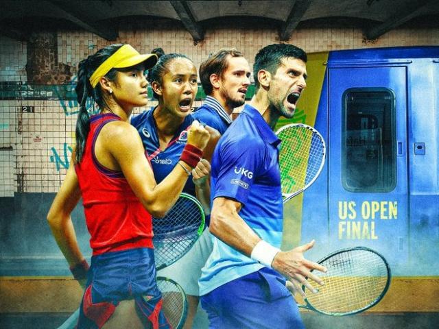 Bảng xếp hạng tennis 13/9: Djokovic bỏ xa Medvedev, Raducanu lọt top 30