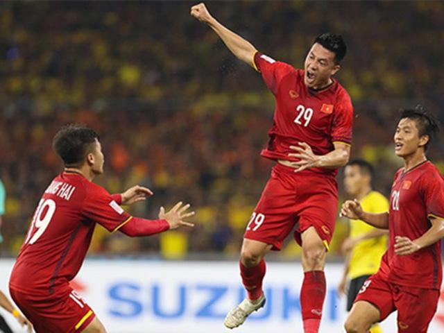 Đội tuyển Việt Nam sắp xác định được đối thủ tại AFF Cup