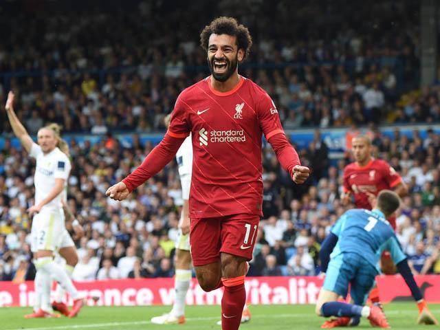 Nóng bảng xếp hạng Ngoại hạng Anh: Liverpool thắng tưng bừng, vẫn đứng dưới MU