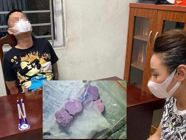 Màn rượt đuổi quyết liệt của cảnh sát 141 với đôi trai gái tàng trữ ma túy
