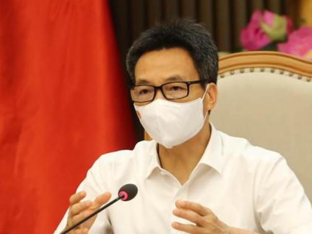 Phó Thủ tướng Vũ Đức Đam: Chuẩn bị kỹ lưỡng để sống chung an toàn với virus SARS-C0V-2