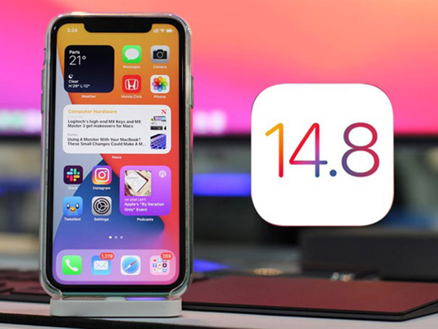 Apple urgently releases iOS 14.8, iPhone users need to update as soon as possible