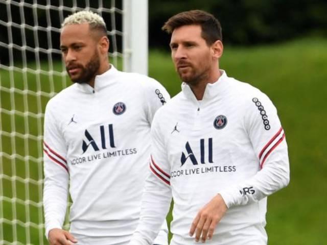 Messi kiến tạo cực đỉnh cho Neymar trên sân tập, sẵn sàng ra mắt PSG ở Cúp C1
