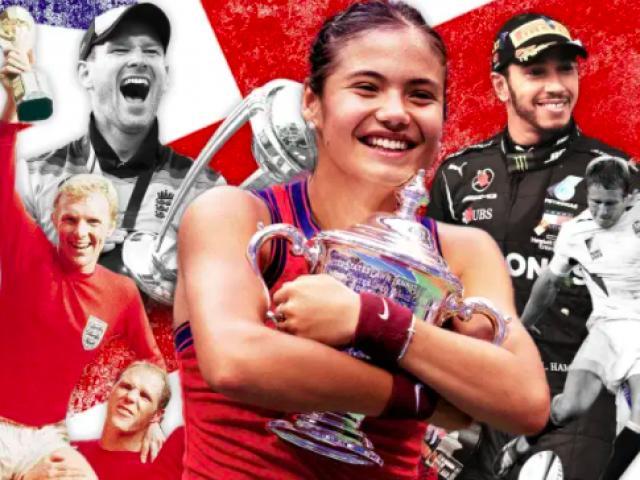 Raducanu vô địch US Open được xếp trên Murray, bỗng hoá VĐV số 1 Anh